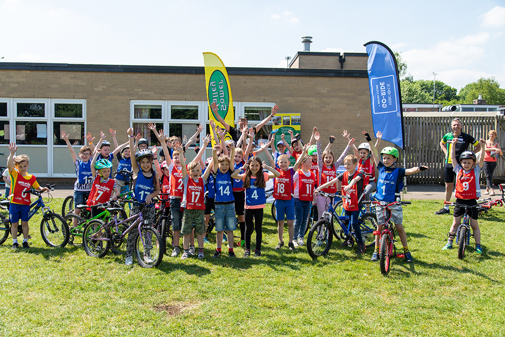 Go-Ride Event 2019 at Westfield Primary School